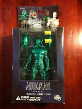 DC Direct Justice League Series 7 Aquaman Armored Collector Figure Alex Ross