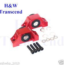 Billet Motor Torque Mount Kit For Honda Civic EG EK D16 B16 B18 B20 Engine  red