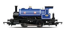 RailRoad Caledonian Railway 0-4-0 Blue Locomotive - Hornby 00 Trains R2672