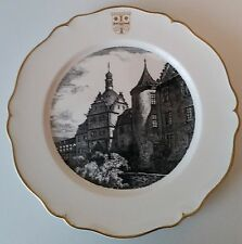 Villeroy & Boch: Bad Mergentheim Plate