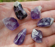 6 x PURPLE AMETHYST * 3 x SMALL POINTS * 3 x POLISHED STONES GIFT BAG * ID CARD