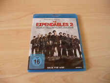 Blu Ray The Expendables 2 - Back for war - 2013