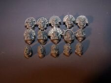 15 Space Marine Blood Angel Sanguinary Guard Heads bits