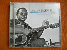 CD – IDRISSA SOUMAORO : KOTE – AFRO BLUES MALI - ORIGINAL 2003 SYLLART PRODUCTIO