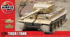 Airfix 1/72nd Scale WWII Tiger I Tank Plastic Model Kit