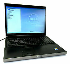 "Dell PRECISION M6400 15"" Laptop 