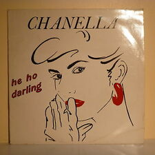 """MAXI 45T CHANELLA Disque Vinyle 12"""" HE HO DARLING - FIRST Record 45031"""