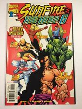 Sunfire And Big Hero 6 #1 - Vibrant Copy! First Appearance! Ships Free! Pics! ✔️