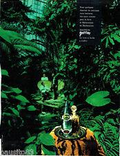 PUBLICITE ADVERTISING  016  1967  Perrier magnum eau minérale par JC DEWOLF