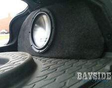 EMPTY! Toyota 86 Subaru BRZ Passenger side 10inch sub fibreglass subwoofer box