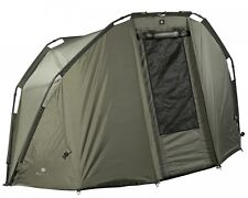 NEW JRC Contact 2 Man Carp Fishing Bivvy With Groundsheet Pegs + Bag - 1294344