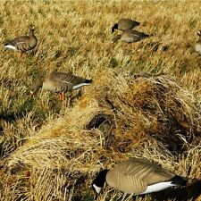Avery Killer Weed Layout Blind Kit (Golden Harvest)Duck and Goose Decoys