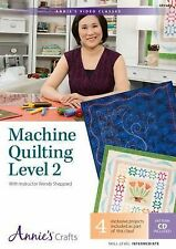 Machine Quilting Level 2 with Interactive Class DVD : With Instructor Wendy...
