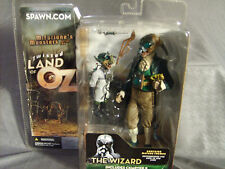 Mcfarlane's Monsters Twisted Land of Oz The Wizard Action Figure 2003 Mint