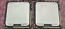 2x Intel Xeon E5506 2.13GHz Quad Core Procesador CPU de caché 4MB Slbf 8 LGA1366
