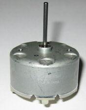 Mabuchi RF-500 Motor - 1.5 to 12 VDC - Solar Motor w/ Long Shaft  RF-500TB-12560
