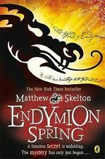 Endymion Spring, Matthew Skelton, New Book