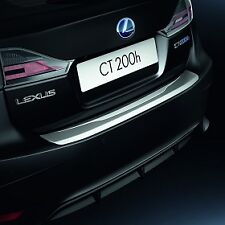 Genuine Lexus Accesory CT200h Rear Bumper Protector models to 2014