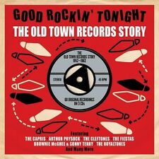 Old Town Records Story 52-62 (2014, CD NEUF)3 DISC SET