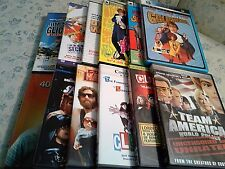 Comedy DVD Lot - Austin Powers, Team America, Kevin Smith (12 DVDs total)