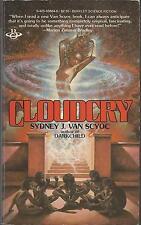 Cloudcry.Sydney J. VAN SCYOC.Berkley Books USA