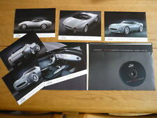 JAGUAR  F TYPE CONCEPT PRESS PACK BROCHURE  jm