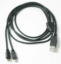 Cable 6ft Dual Micro USB Splitter Cable, Power 2 Micro USB Devices At Once
