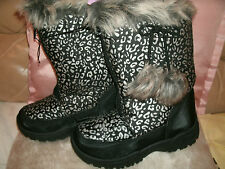 GIRL'S F&F BOOTS SIZE UK12. BNWT