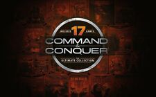 Command and Conquer The Ultimate Collection PC [Origin CD key] No Disc/Box