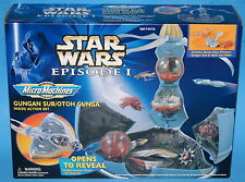 MICRO MACHINES STAR WARS ACTION FLEET GUNGAN SUB/OTOH GUNGA SEALED BOX RARE