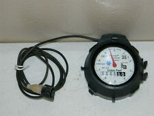 BADGER MODEL 25 WATER METER 5/8 X 3/4 62584-020 RECORDALL TRANSMITTER CUBIC FEET