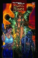 Top Cow's Best of Michael Turner by David Wohl and Z. Christina (2006, Paperback
