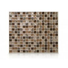 Smart Tiles SM1049-6 SELF-ADHESIVE WALL TILES 6/SHEET MINIMO ROCA MOSAIK