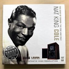 Nat King Cole The King of Sound - The One and Only CD  Germany Made  BBC LS3/5A
