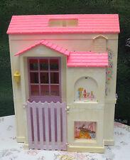 Vintage Barbie Kofferhaus Haus 90er Jahren !!!