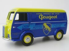 PEUGEOT D4A Norev CIJ C80010 1/43 D4 D3 LYON MOTOS CYCLES LIMITED 1000pcs.