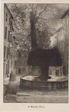 1921  --  BARJOLS   VAR   3C317