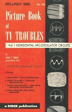 Riders Picture Book of TV Troubles Volumes 1 thru 7 * CDROM * PDF