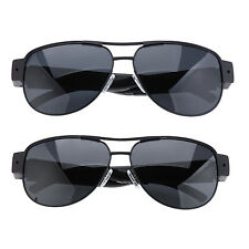 NEW 2015 FULL HD 1080p METAL FRAMED SUNGLASSES SPY CAMERA VIDEO/SOUND RECORDER