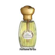 EAU D'HADRIEN by ANNICK GOUTAL for WOMEN 3.4 oz(100 ml) EDP Eau de Parfum TESTER