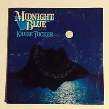 Ref993 Vinyle 45 Tours Louise Tucker Midnight Blue