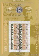 BRD Numisblatt 5 / 2005 10 EURO Bertha von Suttner