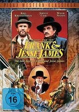 Johnny Cash DIE LETZTEN TAGE VON FRANK UND JESSE JAMES Kris Kristofferson DVD