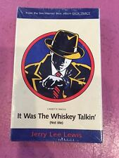 Cassette Single Dick Tracy Madonna Jerry Lee Lewis It was the whisky talkin