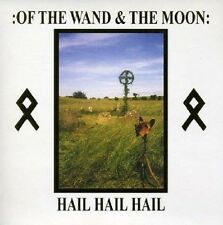 "OF THE WAND & THE MOON Hail Hail Hail - 7"" / White Vinyl - Limited 666"