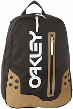 NWT OAKLEY B1B PACK Black SCHOOL Backpack LAPTOP SLEEVE Book Bag SPORT 92566-001