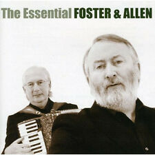 FOSTER & ALLEN The Essential 2CD Best Of Irish Folk NEW