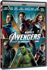 Marvel's The Avengers (2012, REGION 1 DVD New)