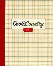 Cook's Country Annuals: Cook's Country (2006, Hardcover)