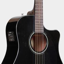 Fender CD60CE BLK chitarra acustica preamplificata con accordatore integrato